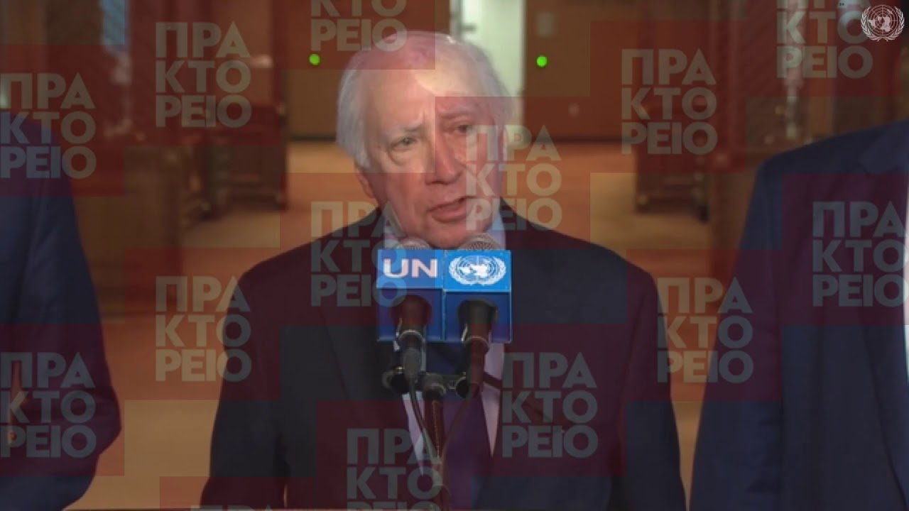 M. Νίμιτς: Δεν υπάρχει ακόμα τελική συμφωνία – Συνεχίζονται οι συζητήσεις στις Βρυξέλλες