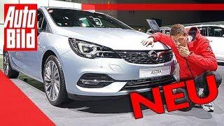 Opel Astra (2019): Auto - Facelift - Design - Infos by Auto Bild