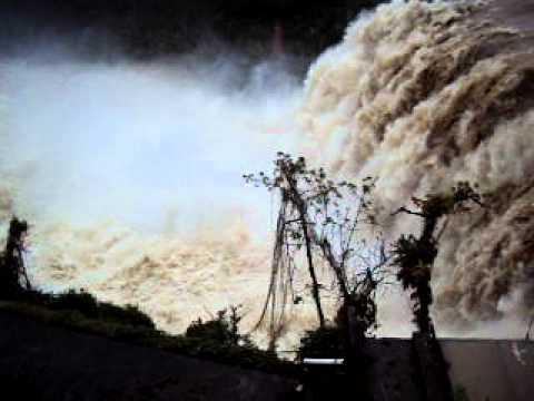 Cachoeira Benedito Novo... Enchente