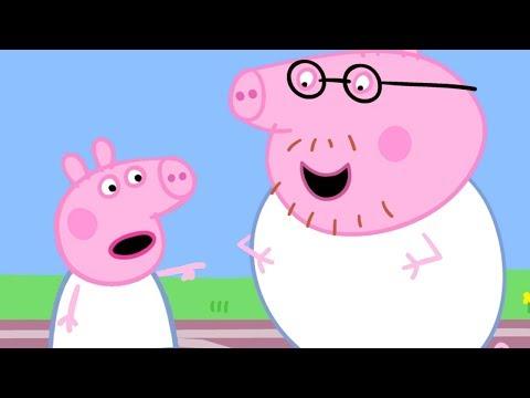 Peppa Pig en Español Episodios completos  Compilación de deportes  Pepa la cerdita