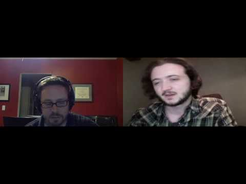 Lee Camp (comedian) interview 2/10/14