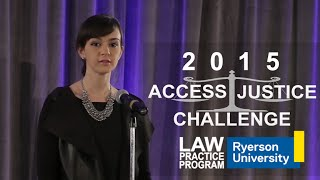 Access To Justice 2015 (Full Video)