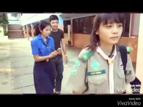 เพื่อนหรือแฟน Nutty MV รร.หนองกุงศรีวิทยาคาร ม5/2 ปี58 (видео)