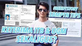 Download Video #RENDYSTORY - MASUK KEDOKTERAN UGM DAN FTTM ITB SEKALIGUS? (+TIPS SBMPTN) MP3 3GP MP4