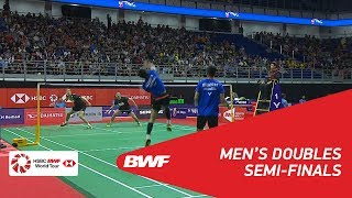 Video MD | ALFIAN/ARDIANTO (INA) vs CONRAD-PETERSEN/KOLDING (DEN) [5] | BWF 2018 MP3, 3GP, MP4, WEBM, AVI, FLV November 2018
