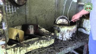 Jeroen Vercruysse – Moulage de bronze