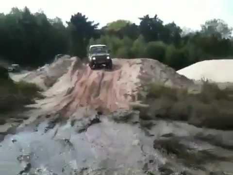 1001activiteiten.nl - Jeep Safari - Limburg