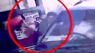 Akhilesh party man arrested for thrashing toll booth attendant