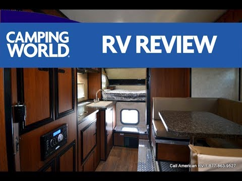 2015 Livin' Lite | Camp Lite 9 6S | Truck Camper | Graphite - RV Review