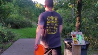 Three Rivers (MI) United States  city photos : Disc Golf at Meyer Broadway Park South in Three Rivers, MI (Different Day, Smaller Shirt Ha-Ha)