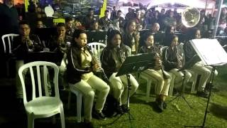 Participação na cidade de Viçosa.