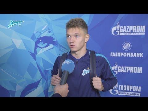 Олег Шатов на «Зенит-ТВ»: «Сегодня фортуна оказалась на моей стороне» - DomaVideo.Ru