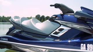 11. A Detailed Look at the 2012 Yamaha FX Series WaveRunners