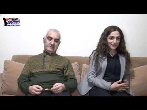 HDP YÜKSEKOVA BELEDİYE EŞ BAŞKAN ADAYLARIYLA RÖPORTAJ... 2.BÖLÜM