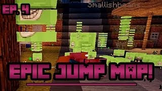 EVIL TROLL SLIMES | Ep. 4 | Epic Jump Map: Ultimate Trolling with Smallishbeans