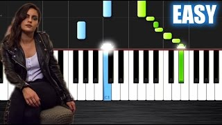 AronChupa - I'm an Albatraoz - EASY Piano Tutorial  Ноты и М�Д� (MIDI) можем выслать Вам (Sheet musi