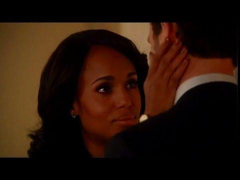 Olivia & Fitz (Olitz) ..Two weeks ❤.. 6x12 HD deleted scene