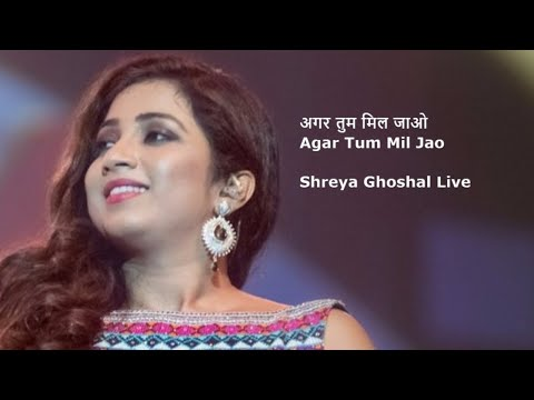 Video Agar Tum Mil Jao || Zeher || Shreya Ghoshal || Live download in MP3, 3GP, MP4, WEBM, AVI, FLV January 2017