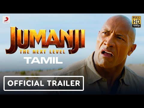 Jumanji - The Next Level Tamil Trailer | Dwayne Johnson, Kevin Hart - in Cinemas December 13th