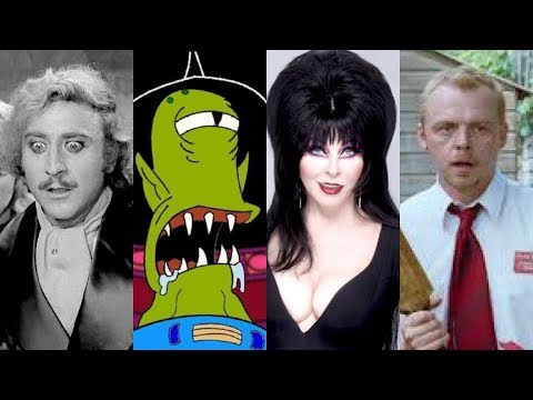 A Brief History of Horror – Comedy