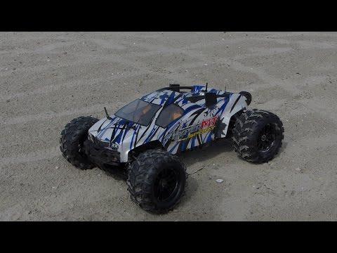 Der Test: GoolRC Räder & Motor [Hobao Hyper MT] [deutsch/ german]