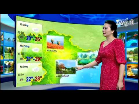 Thời tiết Du lịch ngày 24.11.2014