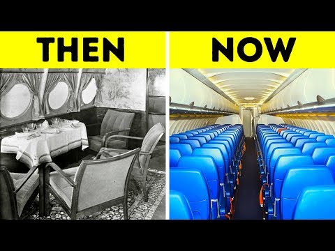 What It Was Like To Fly In The 1930 S