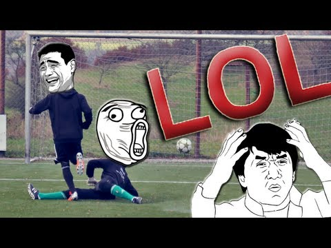 Funny Football Free Kicks, Shots, Fails..  Vol.3 by freekickerz