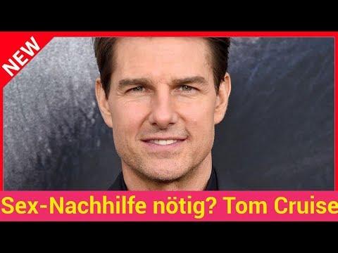 Sex-Nachhilfe nötig? Tom Cruise engagiert Erotik-G ...