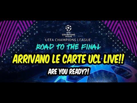 ARRIVANO LE CARTE CHAMPIONS e EUROPA LEAGUE LIVE!! SIAMO PRONTI?! RECAP COMPRAVENDITA   FUT 20