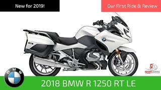 1. 2019 BMW R1250 RT | Our first look and Review