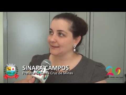 TV Santa Cruz - Nova empresa de transporte público em Santa Cruz de Minas