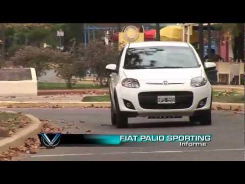 Fiat Palio Sporting - Informe | VisionMotor