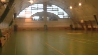 Hala sportowa przy szkole