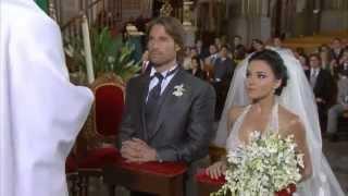Las escenas de Arturo y Teresa.