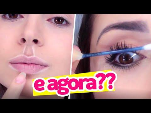 14 truques de maquiagem