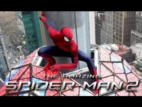 Spider - The Amazing Spider-Man 2 Spins Into IMAX® 3D ▻ http://online.wsj.com/article/PR-CO-20131209-903984.html?dsk=y Spider-Man to make an appearance at Times Squar...