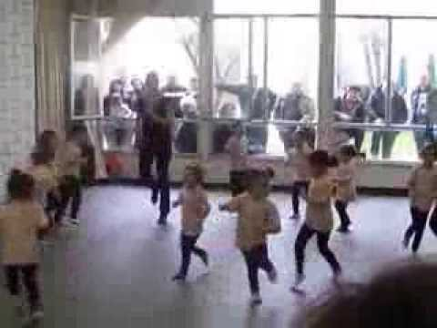 Saggio di Danza Baby a Happy Family 2014