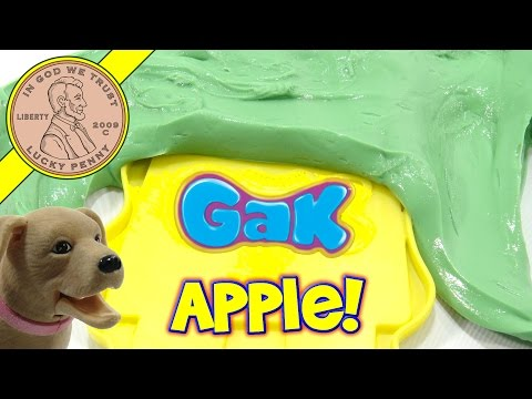 Shows - Scented Green Apple GAK! Watch as we check out this new GAK from Nickelodeon. Buy Here ▷ http://luckypennyshop.com/nickelodeon-smell-my-gak-popsicle Lucky Penny Thoughts: This is the...