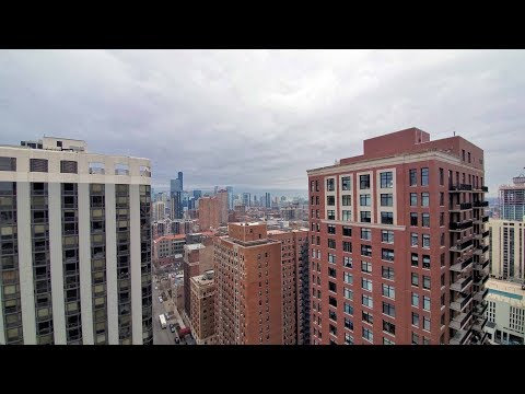 A Gold Coast 2-bedroom, 2-bath with a balcony at 1133 North Dearborn