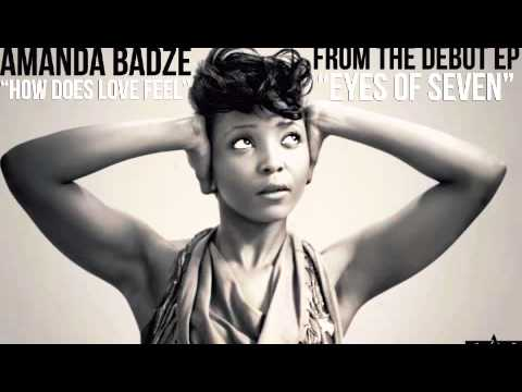 Amanda Badzé - How Does Love Feel