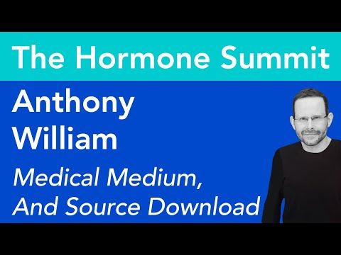 Medical Medium, Downloads from Source with Anthony William