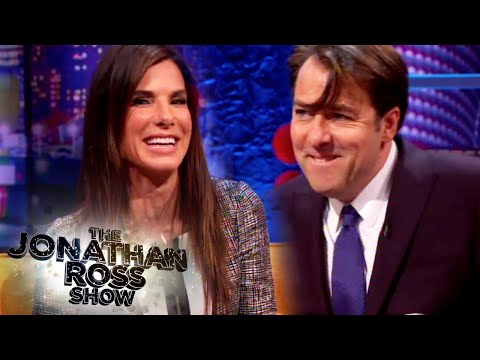 Bullock - Hollywood A-lister Sandra Bullock demonstrates her rapping skills, and tells us the reason she learned them! Subscribe to The Jonathan Ross Show YouTube chan...