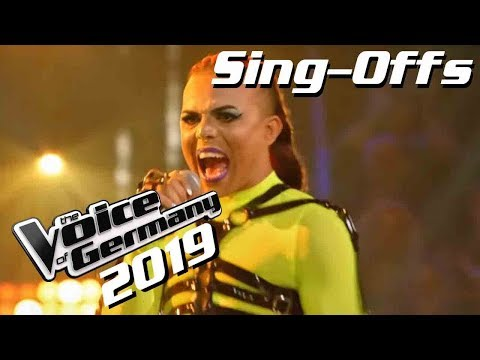 Lady Gaga - Born This Way (Oxa) | The Voice of Germany | Sing-Offs