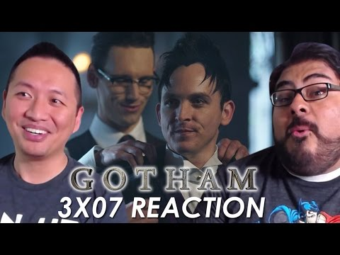 "Gotham Season 3 Episode 7 Reaction and Review ""Red Queen"""