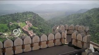 Kumbhalgarh India  city photos gallery : Kumbhalgarh - Great Wall of India - Morning Coffee - 31-10-2014 - 99tv