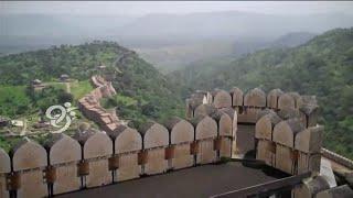 Kumbhalgarh India  City pictures : Kumbhalgarh - Great Wall of India - Morning Coffee - 31-10-2014 - 99tv