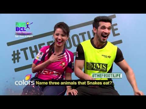 Arjun's Nagin Quiz For Adaa