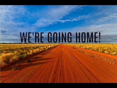 Home again!   Winton Qld trip 2017 RoverLand  ep2 pt5 (Season 1)