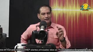 Jose Laluz comenta el Cibao Fútbol Club se enfrenta al las Chivas Rayadas de Guadalajara